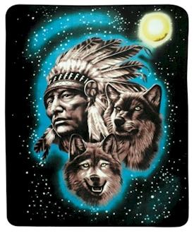 Волки великие воители