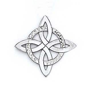 Четырехлистник или кельтский крест